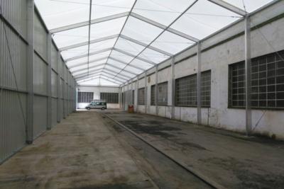 logeten, carpas para industria, aracarpas, fabricantes de carpas en aragon