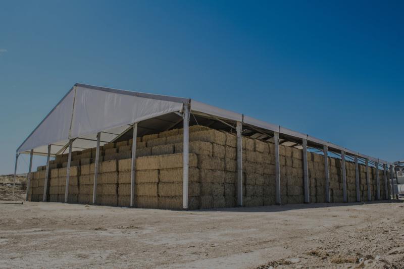 carpas para industria, carpas para agricultura, carpas para almacenamiento, aracarpas, aragonesa de carpas, carpas para eventos, montaje de carpas