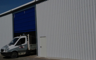 KDK automotive, carpas para industria, aracarpas, fabricantes de carpas en aragon