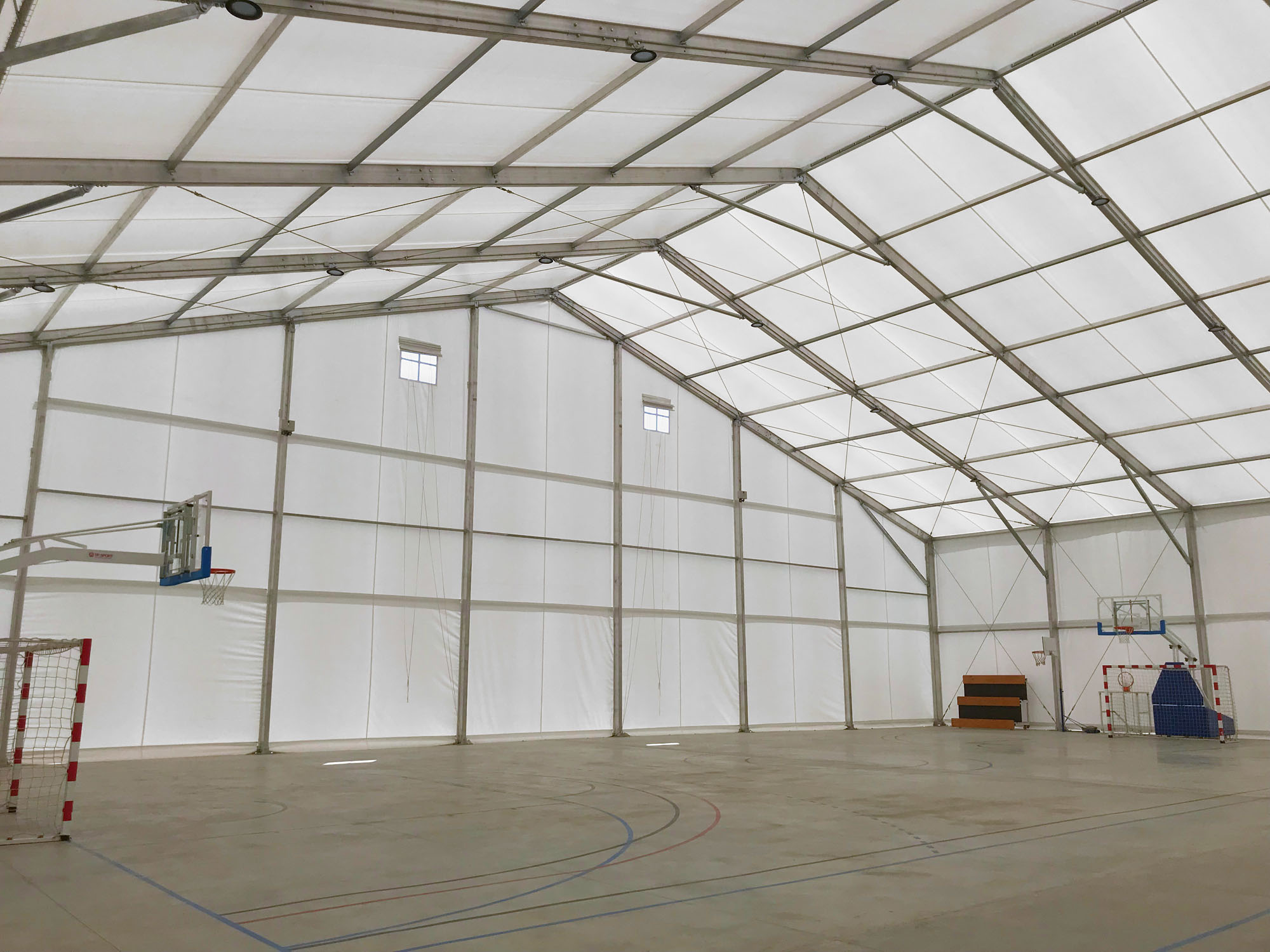 Carpa Baloncesto Barcelona