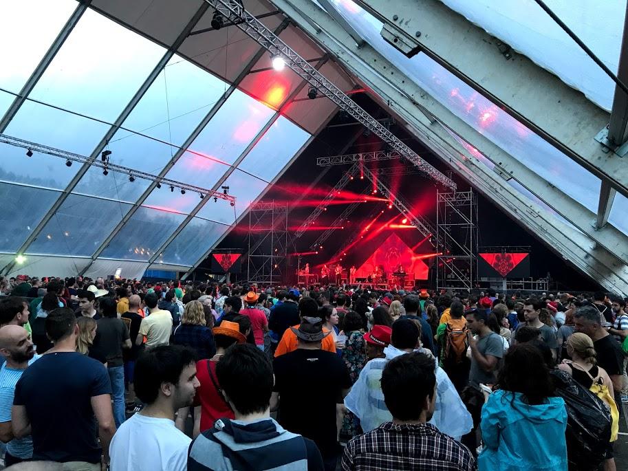 Carpas para festivales y conciertos ARACARPAS